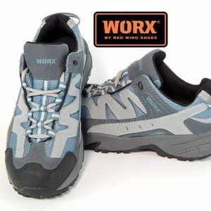 Worx by Red Wing Women's Work Shoe Size 8W Safety